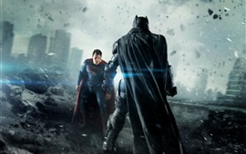Preview wallpaper Batman V Superman: Dawn of Justice, 2016 movie