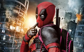 Preview wallpaper Deadpool 2016 movie