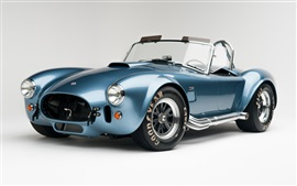 Preview wallpaper Ford Shelby Cobra 427 SC CSX 6000 supercar