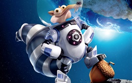 Preview wallpaper Ice Age 5: Collision Course