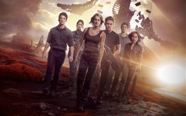 Preview wallpaper The Divergent Series: Allegiant HD