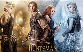 Preview wallpaper The Huntsman: Winter's War