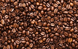 Preview wallpaper Toasted coffee beans, seeds