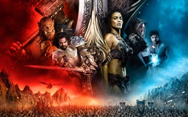 Preview wallpaper Warcraft 2016 movie