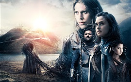 Preview wallpaper 2016 TV series, The Shannara Chronicles