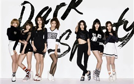 Preview wallpaper AOA, Korean music girls 04