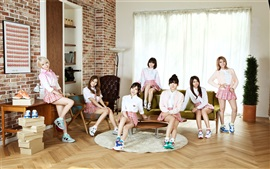 Preview wallpaper AOA, Korean music girls 05