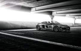 Preview wallpaper Audi R8 PPI Razor GTR convertible supercar