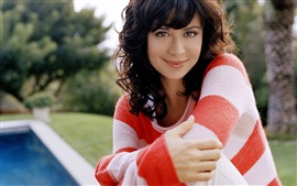 Preview wallpaper Catherine Bell 01