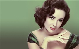 Preview wallpaper Elizabeth Taylor 01