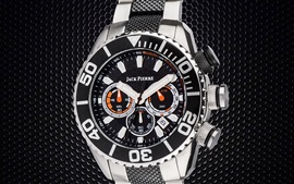 Preview wallpaper Jack Pierre watches, metal, cool