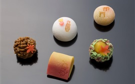Preview wallpaper Japanese confectionery, food, sweet