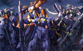 Preview wallpaper Mobile Suit Gundam
