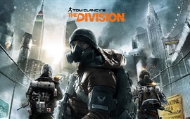 Preview wallpaper PC game, Tom Clancy's, The Division