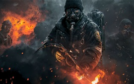 Preview wallpaper Tom Clancy's The Division HD