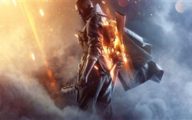 Preview wallpaper Battlefield 1, game HD