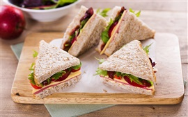 Preview wallpaper Delicious sandwich