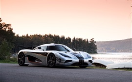 Preview wallpaper Koenigsegg supercar