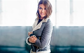 Preview wallpaper Lauren Cohan 01