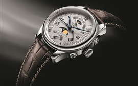 Preview wallpaper Longines watch portrait close-up