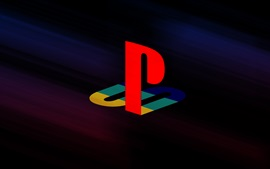 Preview wallpaper Playstation logo