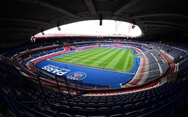 Preview wallpaper UEFA EURO 2016, Parc des Princes, France