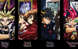 Preview wallpaper Yu-Gi-Oh, Japanese game