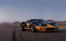 Preview wallpaper 1966 Ford GT40 supercar