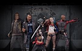 Vorschau des Hintergrundbilder 2016 Suicide Squad