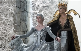 Preview wallpaper 2016 The Huntsman: Winter's War