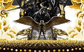 Preview wallpaper 2016 movie, Gods of Egypt