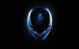 Preview wallpaper Alienware logo