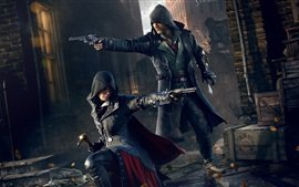 Preview wallpaper Assassin's Creed: Syndicate, killer together
