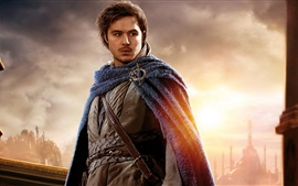 Preview wallpaper Ben Schnetzer, Khadgar, Warcraft 2016