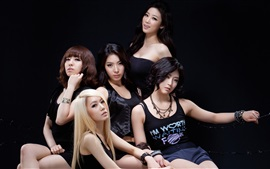 Brave Girls, Korean music group 01