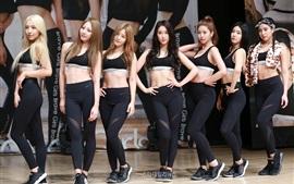 Смелые девушки, корейская музыкальная группа 03