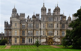 Preview wallpaper Burghley, England's greatest Elizabethan houses