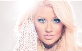 Preview wallpaper Christina Aguilera 17
