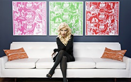 Preview wallpaper Christina Aguilera 18
