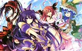 Preview wallpaper Date A Live