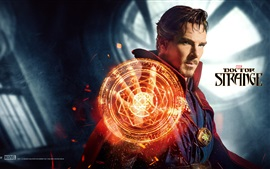 Preview wallpaper Doctor Strange 2016