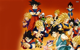 Preview wallpaper Dragon Ball Z anime HD