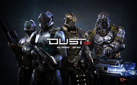 Preview wallpaper Dust 514 PC game