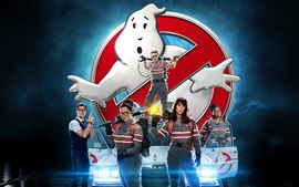 Preview wallpaper Ghostbusters 2016