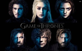 Preview wallpaper Hot TV series, Game of Thrones