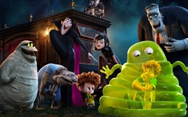Preview wallpaper Hotel Transylvania 2