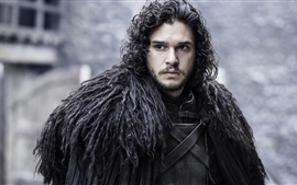 Aperçu fond d'écran Jon Snow dans Game of Thrones