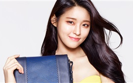 Preview wallpaper Korean girls, Seolhyun 06
