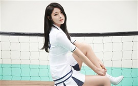 Preview wallpaper Korean girls, Seolhyun 07