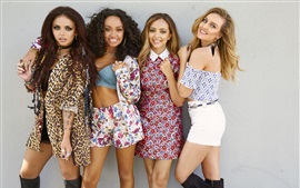 Preview wallpaper Little Mix 01